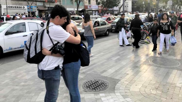 Sismo de 6 grados estremece a la Ciudad de México