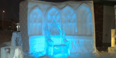 Relacionada hogwarts hielo