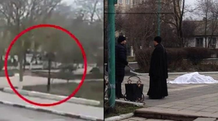 Cinco muertos en ataque contra una iglesia ortodoxa — Rusia