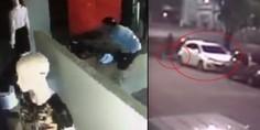 Relacionada atropello complices robo tienda de lujo