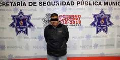 Relacionada agentes municipales detienen a principal distribuidor de heroi na en la zona centro  le aseguran 80 dosis de droga