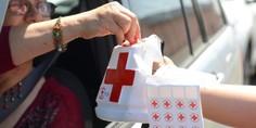 Relacionada colecta cruz roja mexicana