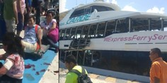 Relacionada ferry playa del carmen