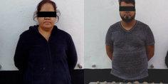 Relacionada asegura la comisio n estatal 153 porciones de droga  detiene a dos integrantes de la  li nea