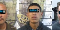 Relacionada detenidos droga marijuana