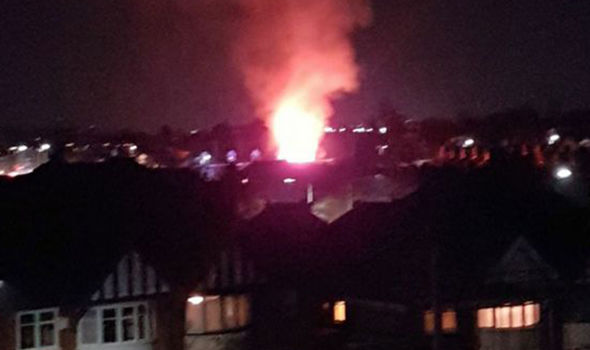 Leicester explosion 1247237