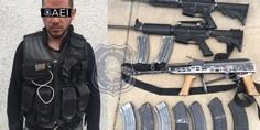 Relacionada policia detenido