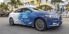 Relacionada ford autonomo