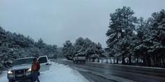 Relacionada nieve en san juanito