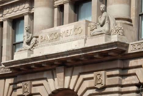 Banxico mantiene expectativa de crecimiento para 2018