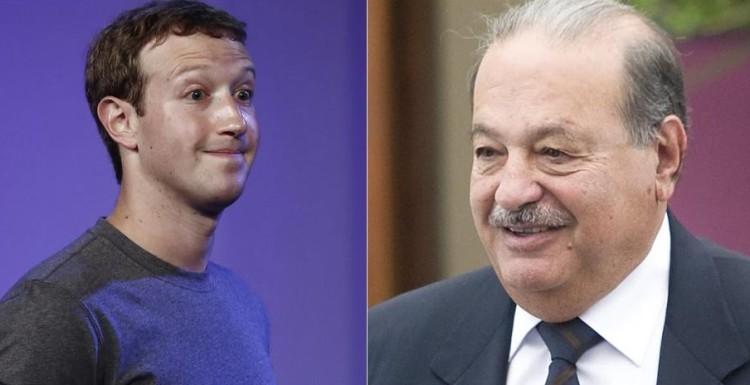 Zuckerberg pierde US$3.000 millones por caída de acciones