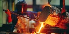 Relacionada producci n de hierro