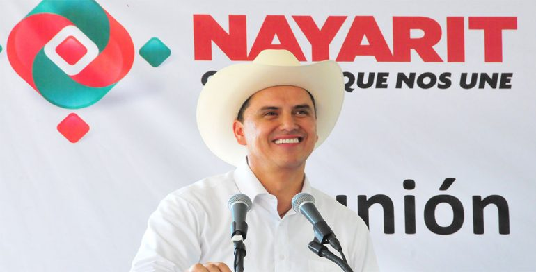 Aseguran bienes del ex gobernador de Nayarit, Roberto Sandoval