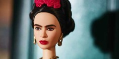 Relacionada barbie frida kahlo