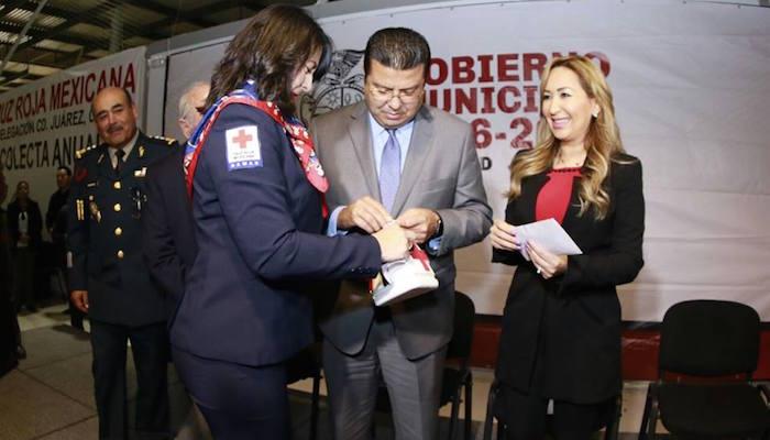 Arranca la colecta de Cruz Roja 2018