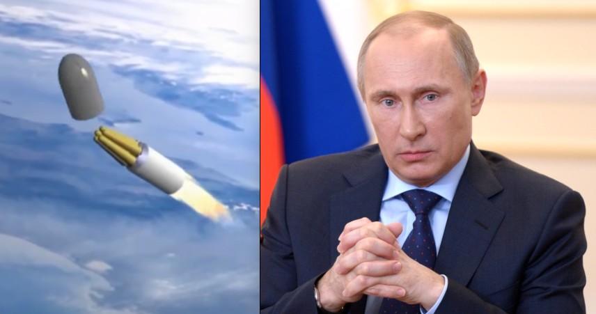 Putin sarmat
