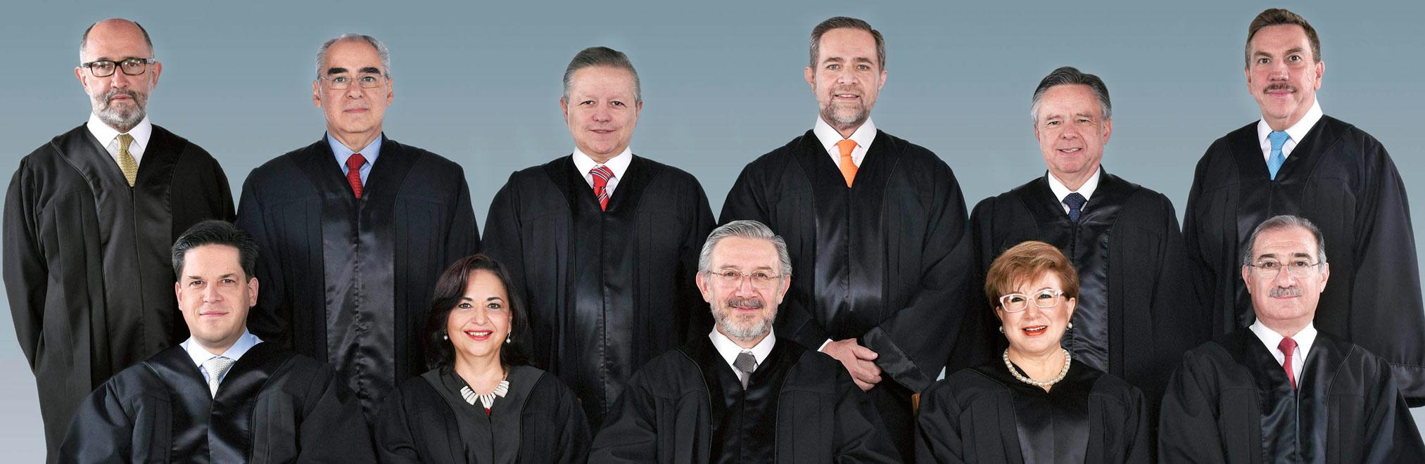 Pleno suprema corte