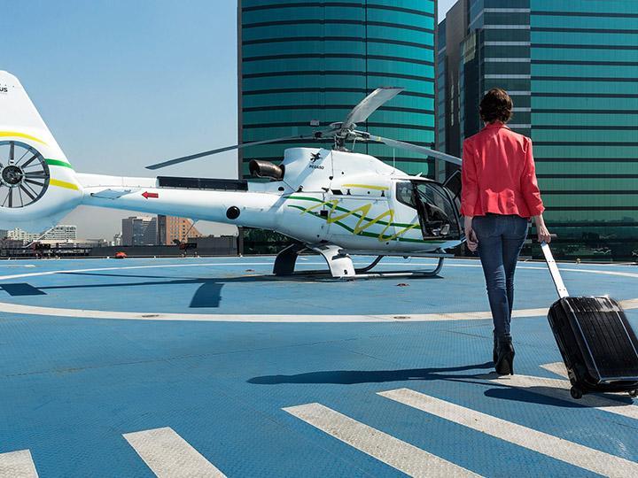 Llega Voom a la CDMX; ahora podrás viajar en helicóptero