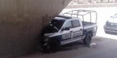 Relacionada choque patrulla esttal