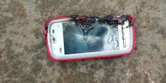 Relacionada celular explosion uma oram india