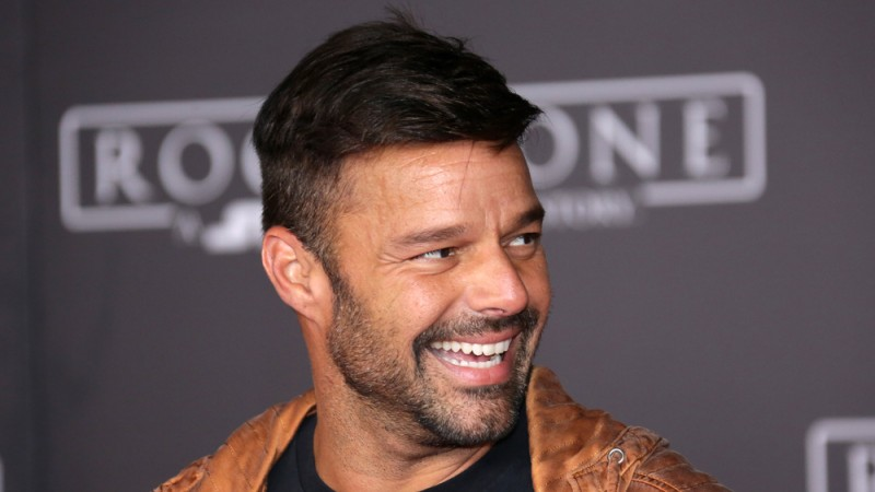 Ricky Martin sufre un accidente y termina en el hospital