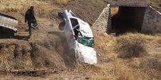 Relacionada volcadura carretera chihuahua juarez