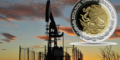Relacionada peso dolar petroleo