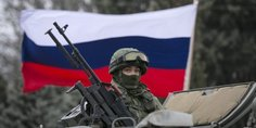 Relacionada russian soldier crimea border ukraine