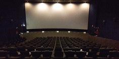 Relacionada sala de cine