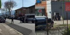 Relacionada polici a de francia abatio  a tirador de supermercado