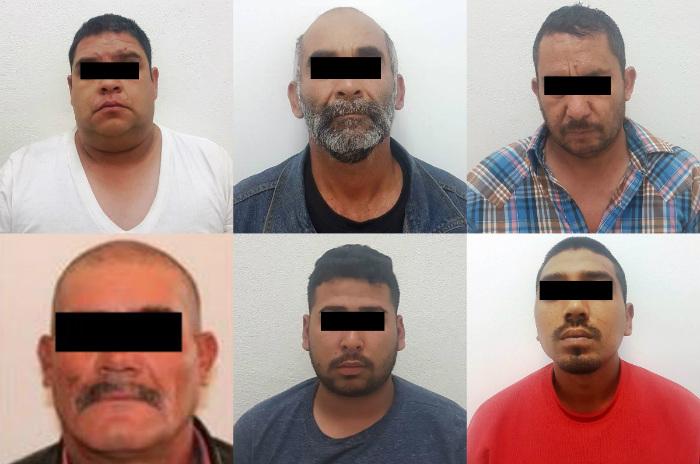 Secuestradores detenidos chihuahua