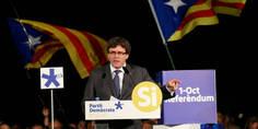 Relacionada puigdemont se enroca ante la presion de su partido para que no declare la independencia
