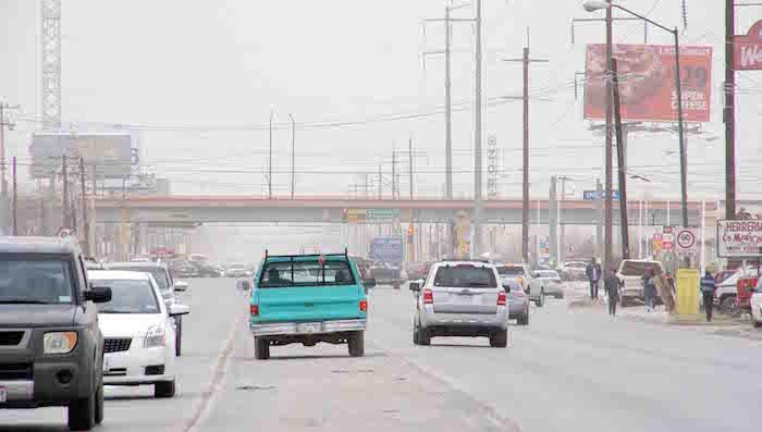 Nuevo frente frío provocará posibles torbellinos en el norte de México
