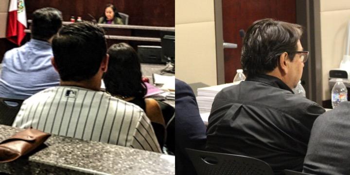 Piden conservar en el fuero común caso vs Gutiérrez, Tarín y Villegas