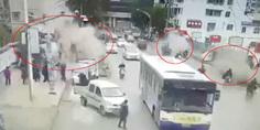 Relacionada explosion tuberia china