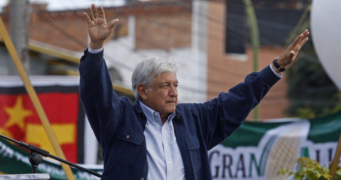 López Obrador promete revocación de mandato cada dos años