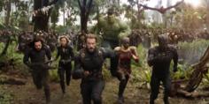 Relacionada comercial de inmobiliaria muestra la batalla de avengers  infinity war