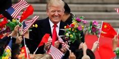Relacionada china trump