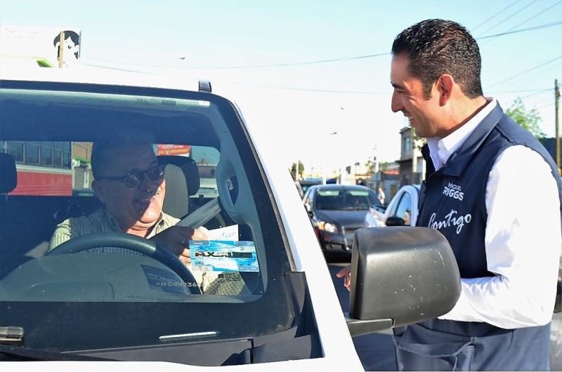 Osorio Chong es un cínico, revira Barbosa tras crítica del priísta