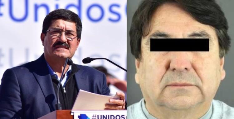 Javier Corral anuncia cambios en el gabinete; sale Maclovio Murillo