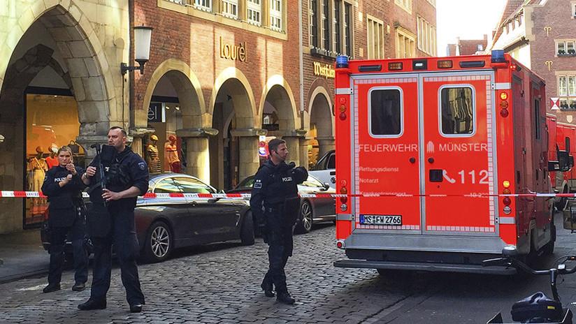 Atropello masivo en Alemania: la policía confirma varios muertos