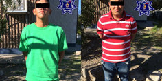 Relacionada arrestan a dos sujetos por el delito de desobediencia y resistencia de particulares