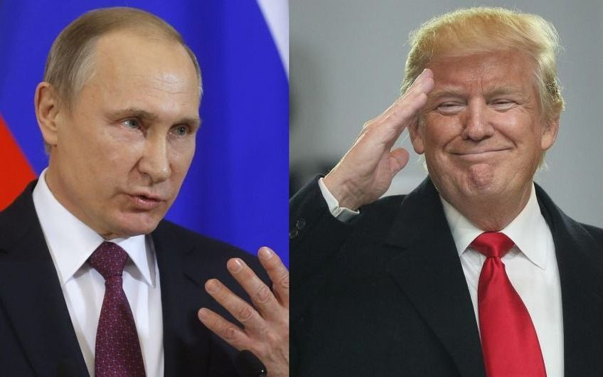 Trump considera a Siria y Rusia responsables de ataque químico