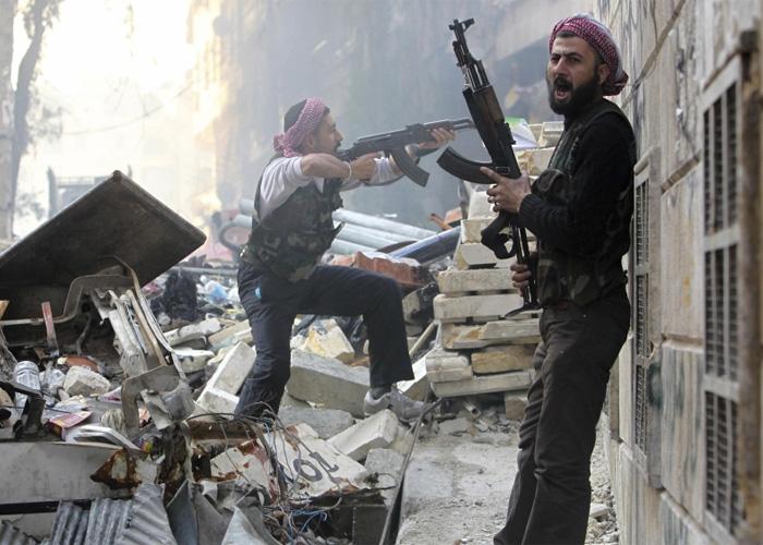 Crisis siria aumenta riesgos de conflicto entre Estados Unidos y Rusia