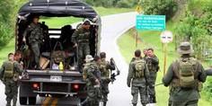 Relacionada policias en colombia