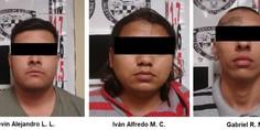 Relacionada detenidos droga