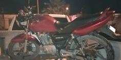 Relacionada motocicleta
