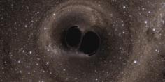 Relacionada hoyos negros