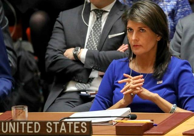 Estados Unidos listo para bombardear Siria otra vez