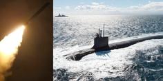 Relacionada misiles tomahawk y submarino uss warner